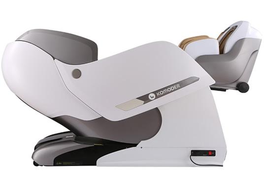 reclining Zero Gravity Komoder KM9500