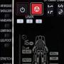 remote controller Panasonic EP MA70 massagestoel