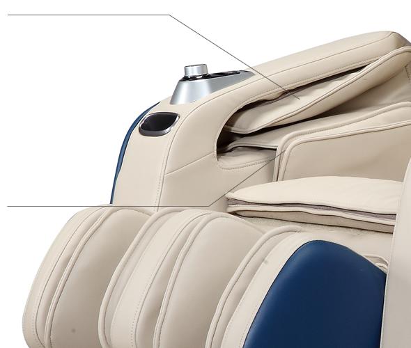 Komoder Veleta massagestoel armmassage