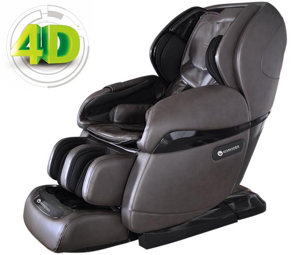 Luxury 4D Massagestoel